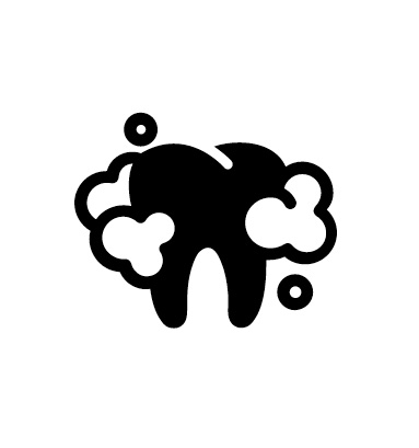 bubbly-clean-tooth-clipart