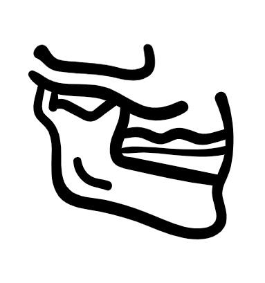 jawbone-clipart