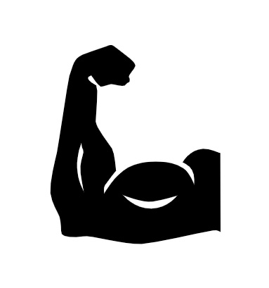 muscle-arm-clipart